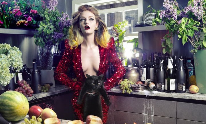Styling work: Lydia Hearst